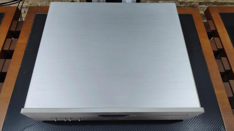 YBA Heritage CD100 cd player (used) Yba_cd11