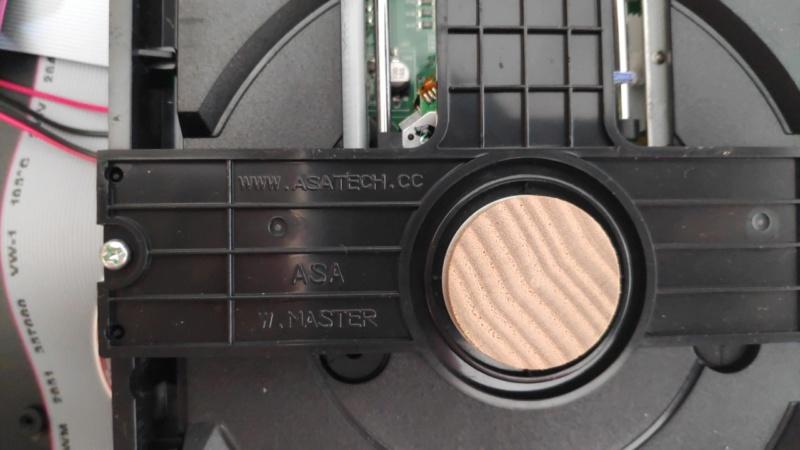 YBA Heritage CD100 cd player (used) Yba_cd14