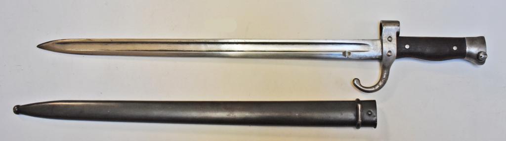 Fusils Berthier Mle 1907 ou 07/15 1er type équipés de baionnettes de mousqueton Mle 1892 Rs_num26