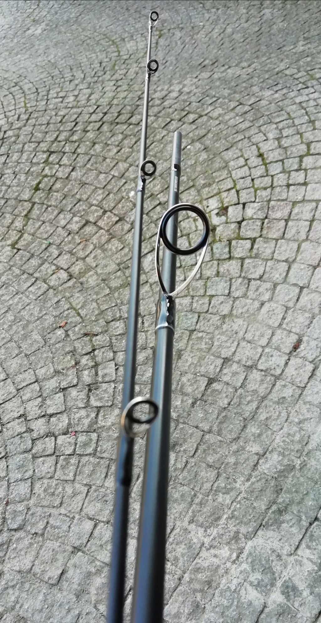 [vendo] [usata] shimano blue romance stickbait 30 /60 8 piedi Img_2100