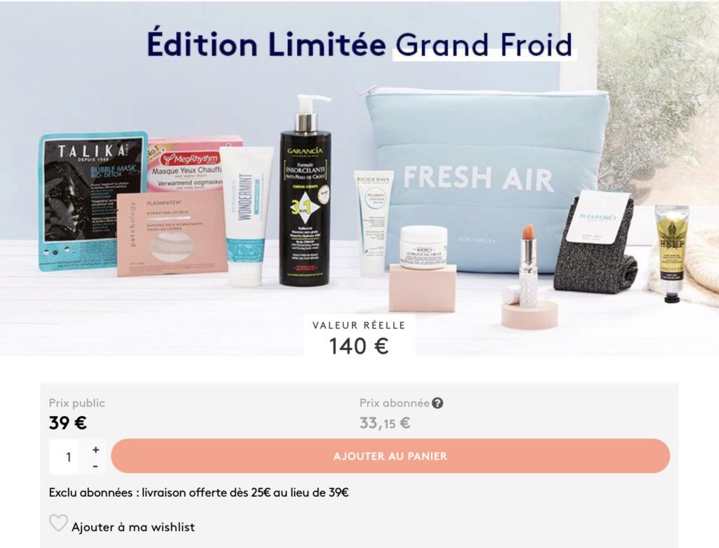 Édition Limitée GRAND FROID  6f303410