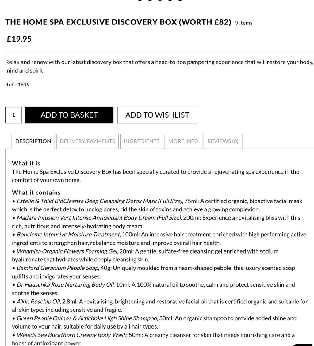 Naturisimo Discovery Box - Page 6 775c1e10