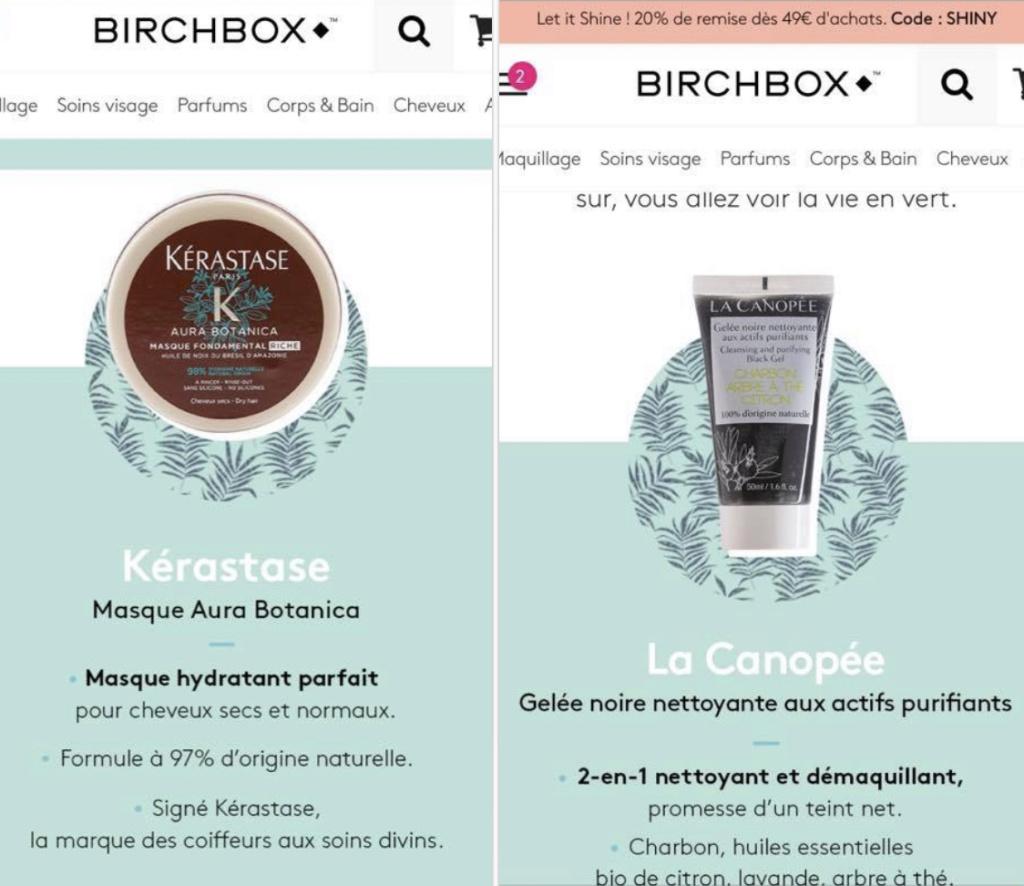 [Janvier 2019] Birchbox   954fc310