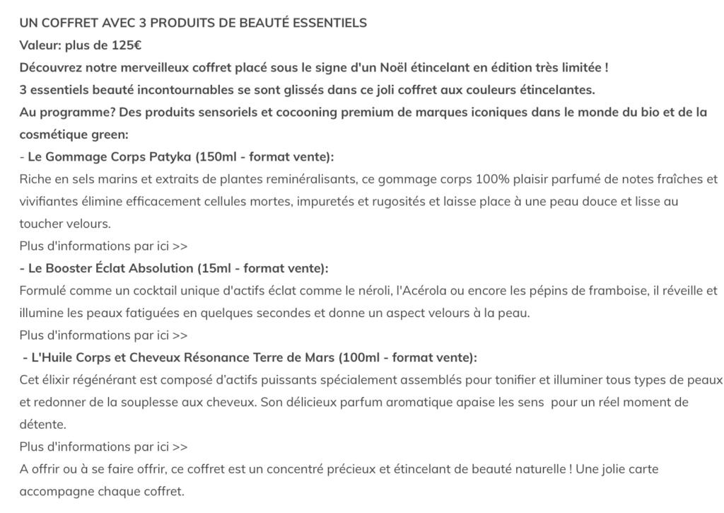 NUOO - COFFRET DE NOËL 2020 B4759310