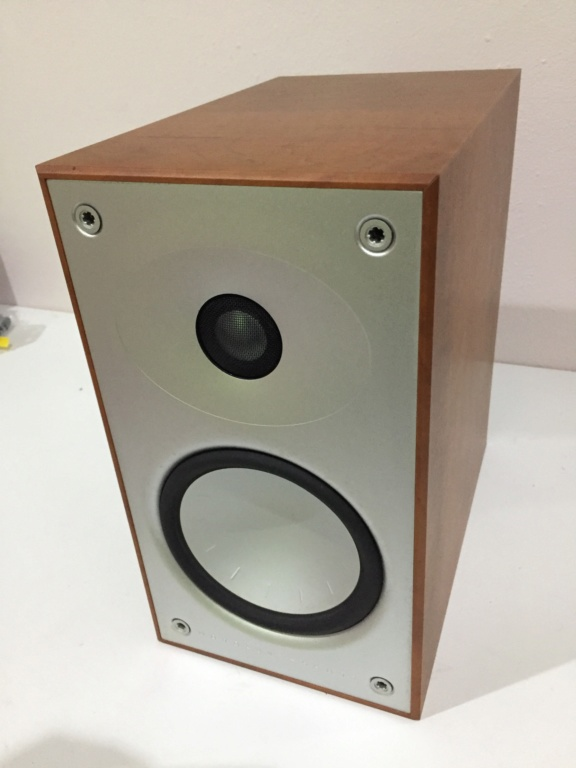 Mordaunt Short Avant 902i Bookshelf Speaker 01f61410