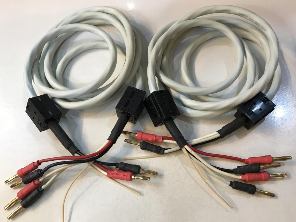Supra Rondo 4x2.5 Speaker Cables 6991ba10
