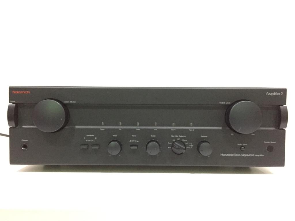 Nakamichi Amplifier 2 Integrated Amplifier E6787610