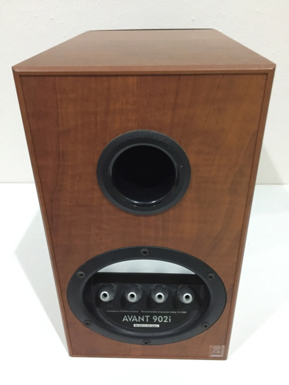 Mordaunt Short Avant 902i Bookshelf Speaker Ebb68310