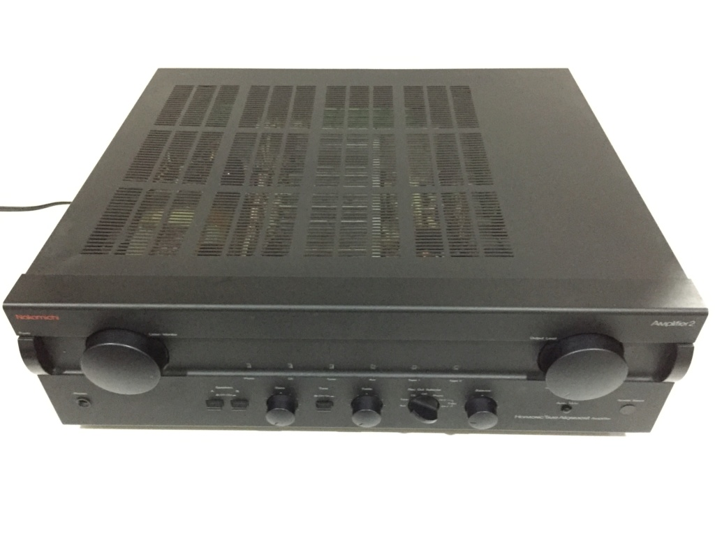 Nakamichi Amplifier 2 Integrated Amplifier Ee9a2b10