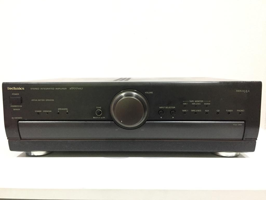 Technics SU-A900 MK II Stereo Integrated Amplifier F1a05f10