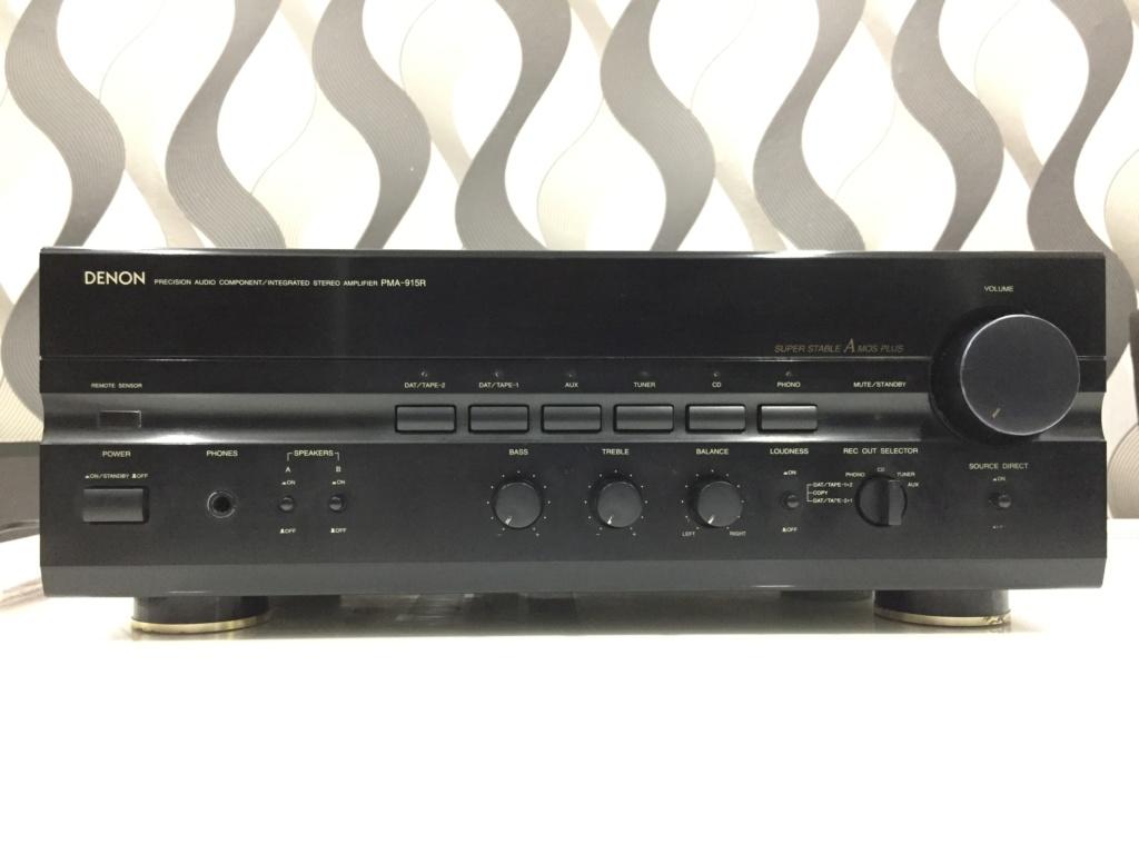 Denon PMA-915R Integrated Stereo Amplifier Fa88d610