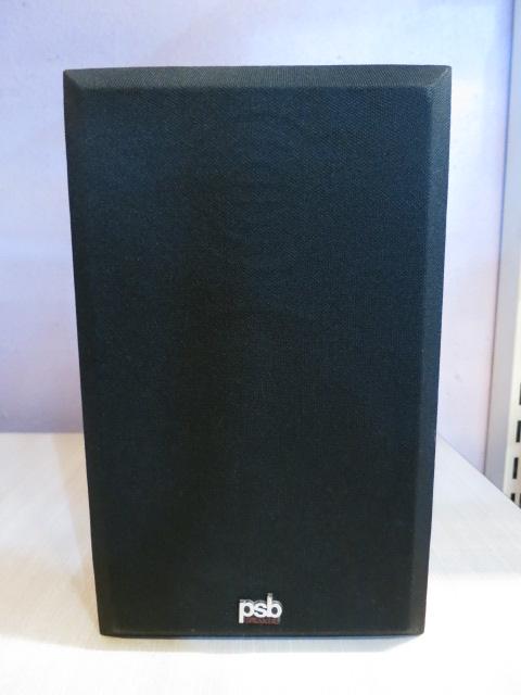 PSB The Amazing Alpha Bookshelf Speaker Img_1413
