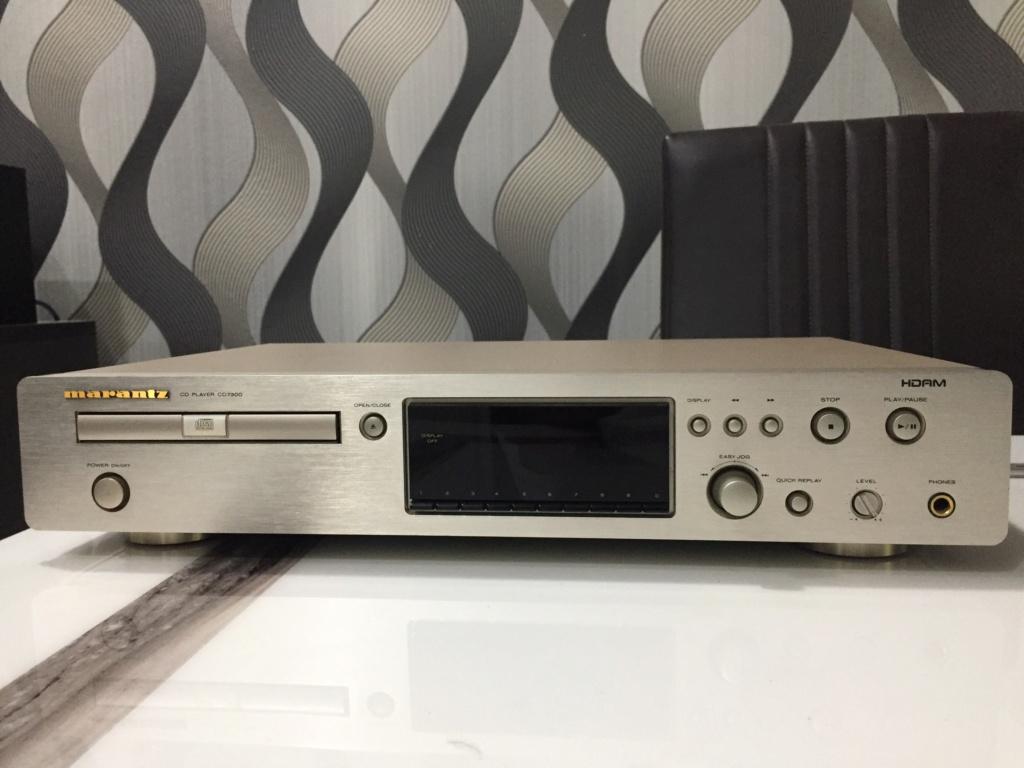 Marantz CD7300 CD Player Img_3510