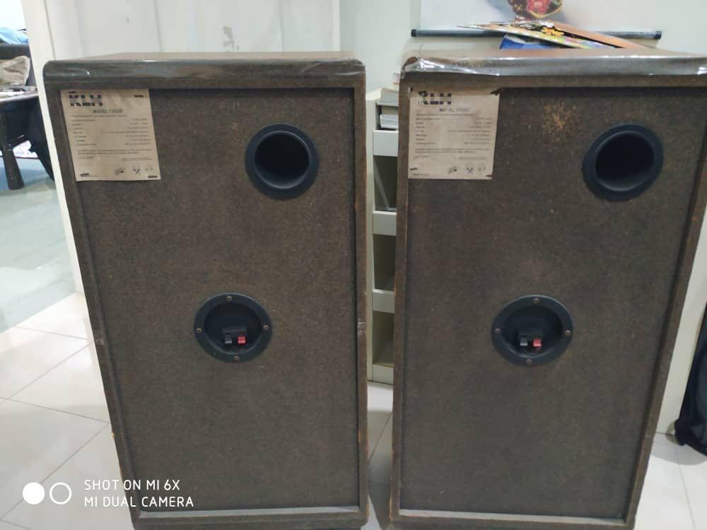 KLH Model 1203D Big Vintage Speaker Klh_mo12