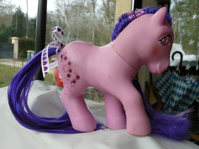 Mes customisations de poneys G1 - Page 4 P1150143