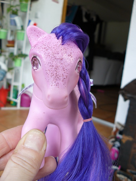 Mes customisations de poneys G1 - Page 4 P1150145