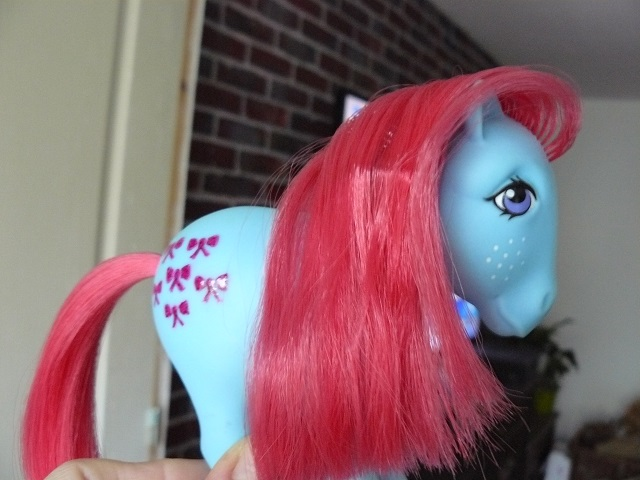 Mes customisations de poneys G1 - Page 4 P1150153