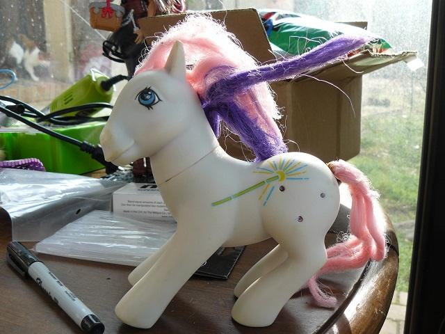 [PHOTOS] Mes restaurations de poney - Page 14 P1150179