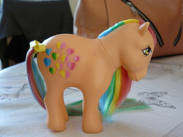 Mes customisations de poneys G1 - Page 4 P1150251