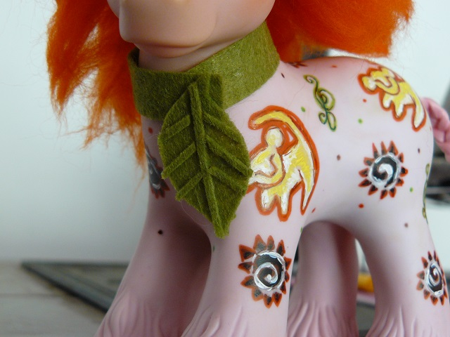Mes customisations de poneys G1 - Page 5 P1150452