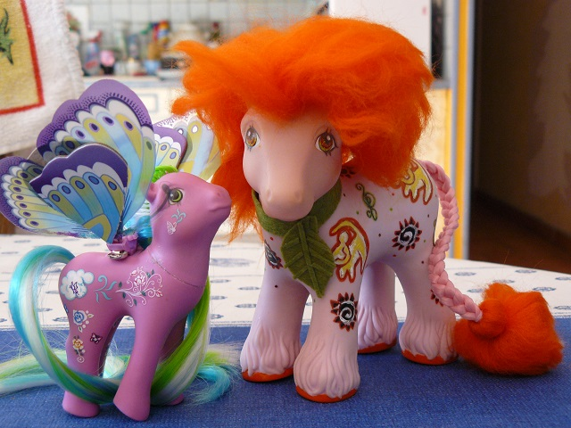 Mes customisations de poneys G1 - Page 5 P1150455