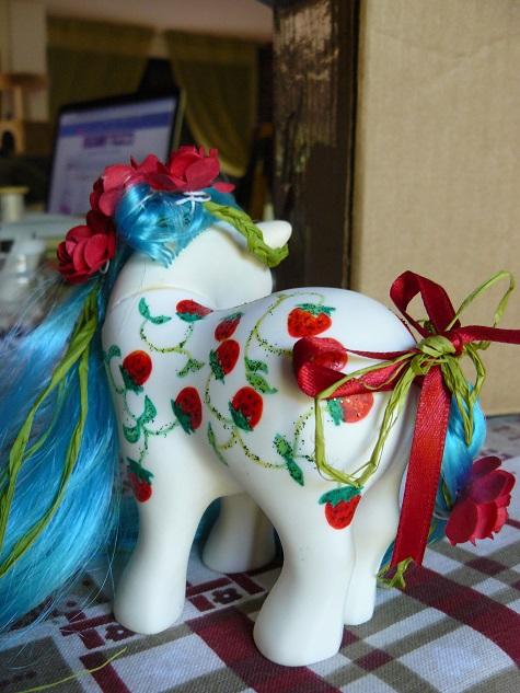 Mes customisations de poneys G1 - Page 5 P1150648
