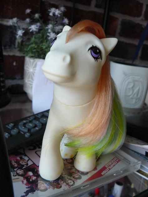 [PHOTOS] Mes restaurations de poney (et de poupées ! ) - Page 17 P1150834