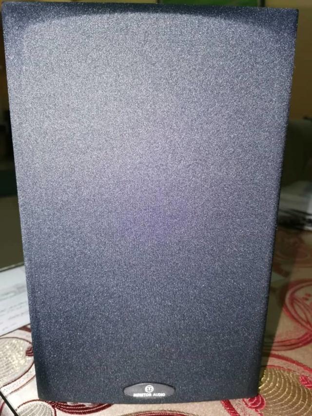 Monitor Audio M1 Bookshelf Whatsa23