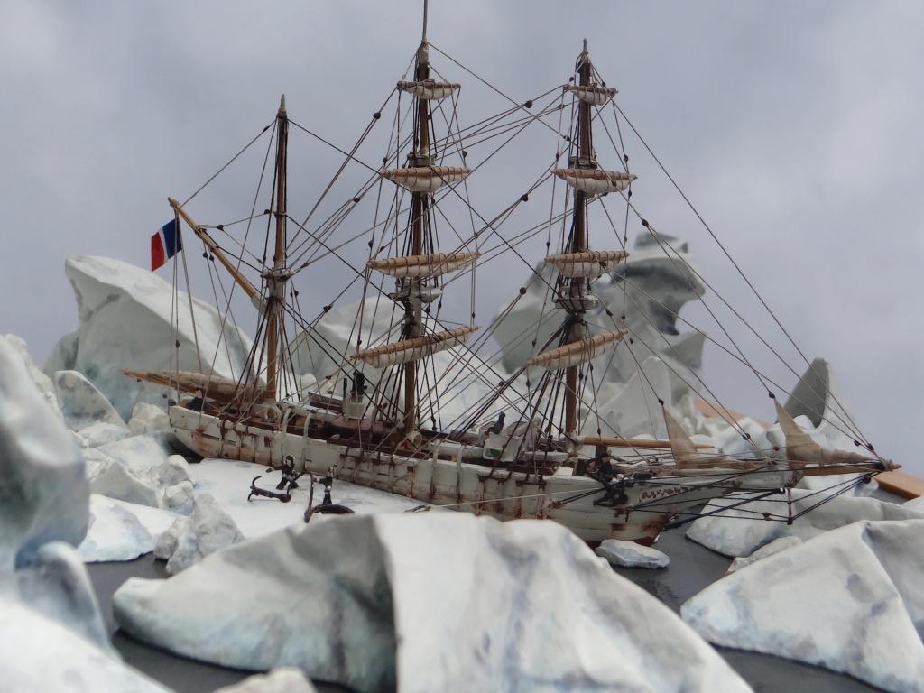 Dio : Le Pourquoi Pas? en Antarctique (scratch 1/400°) de LE CORRE Christophe Dsc05911