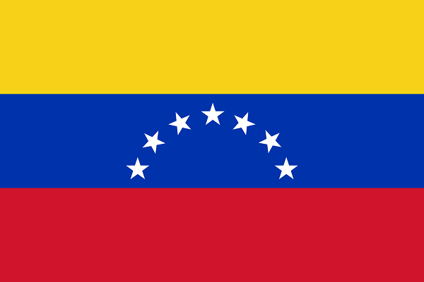 [✔] República Bolivariana de Venezuela Flag_o10