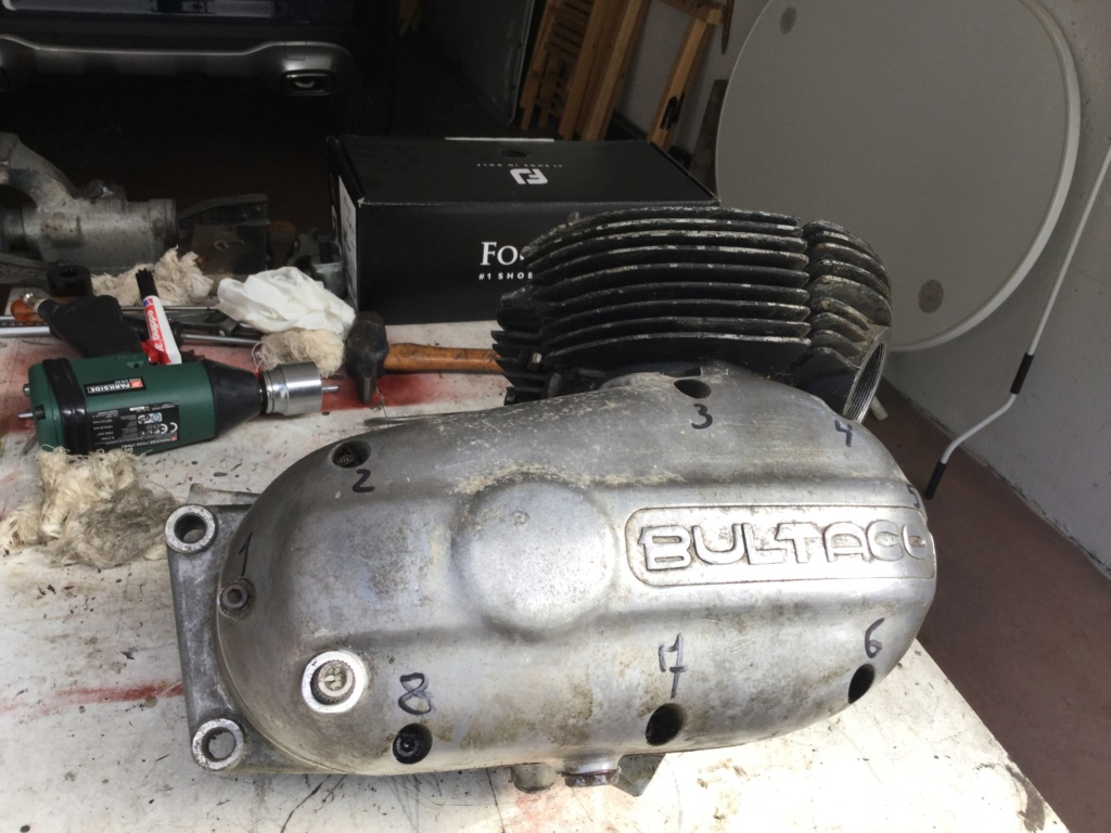 Bultaco Lobito MK 6, 175 cc by Eladius 60626e10