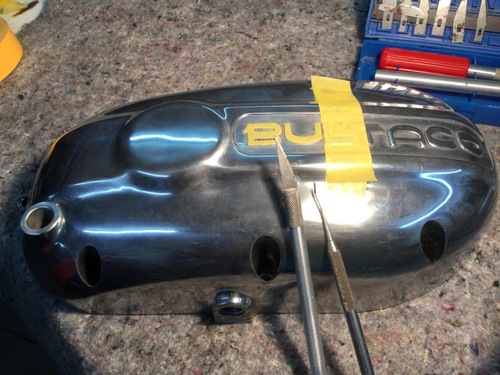 Bultaco Lobito MK 6, 175 cc by Eladius A44ed610