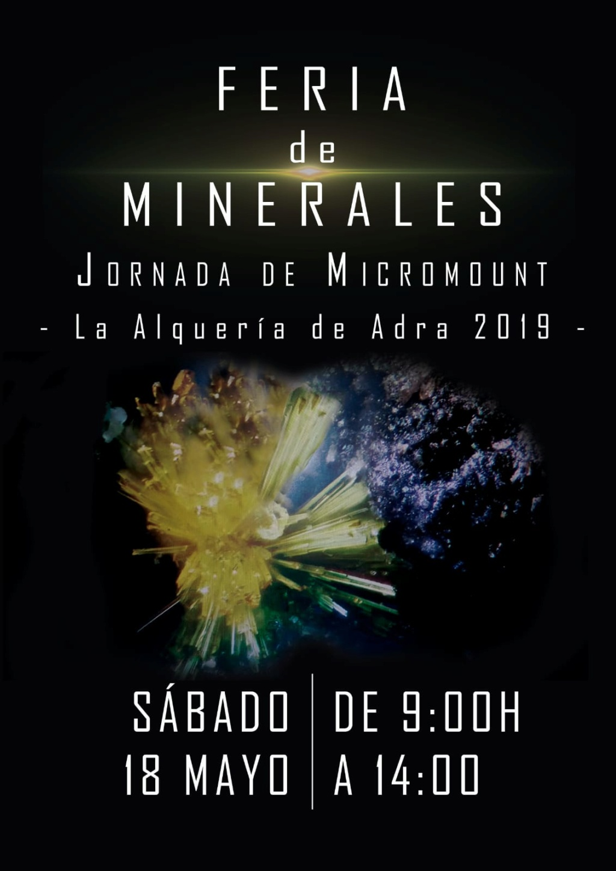 Feria de Minerales La Alqueria,  Adra , Almeria Img-2010