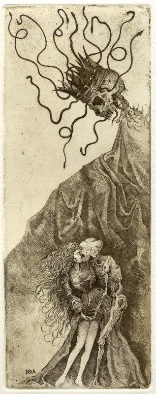 The IONA Tarot by Giona Fiochi  8ietrd10