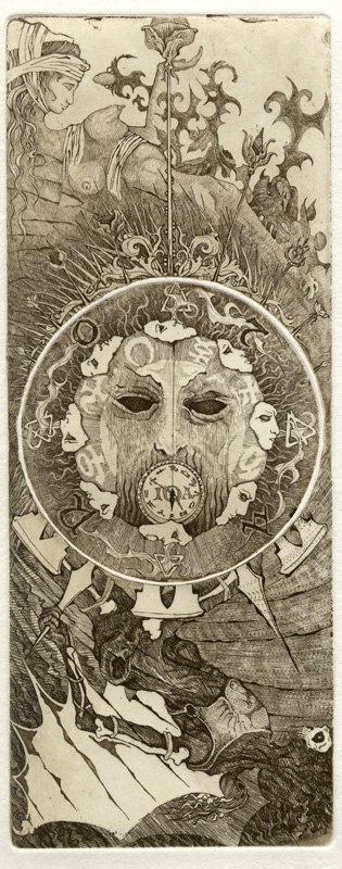 The IONA Tarot by Giona Fiochi  Dzalk910