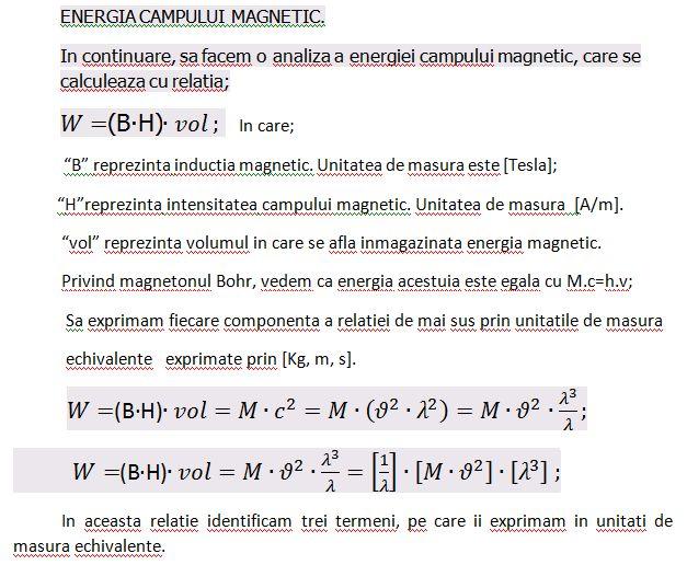 Masini  electrice -energie -transformari -  randament Magnet12