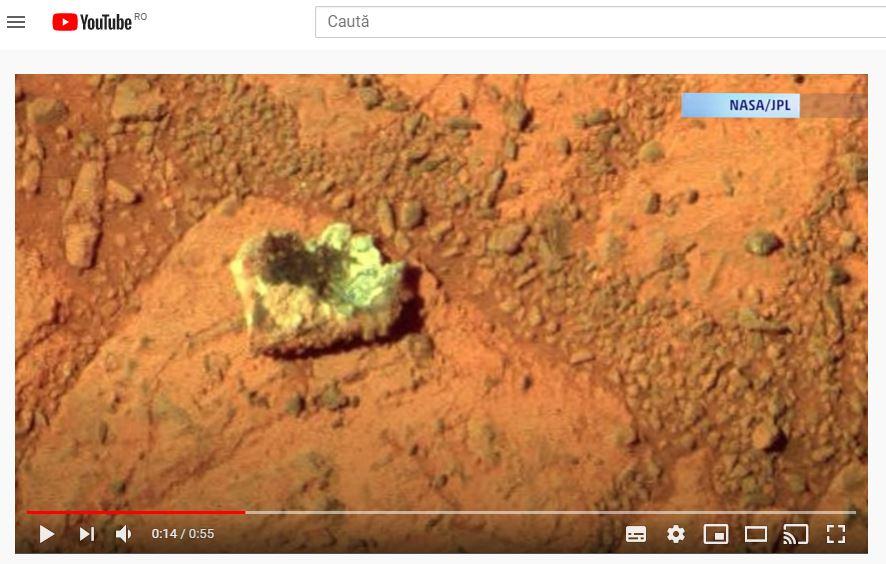 Cum este cerul pe Marte Marte110
