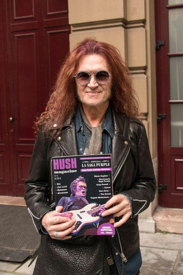 Hush 52 El fanzine del CADP Especial MK8. WHOOSH! Hughes10