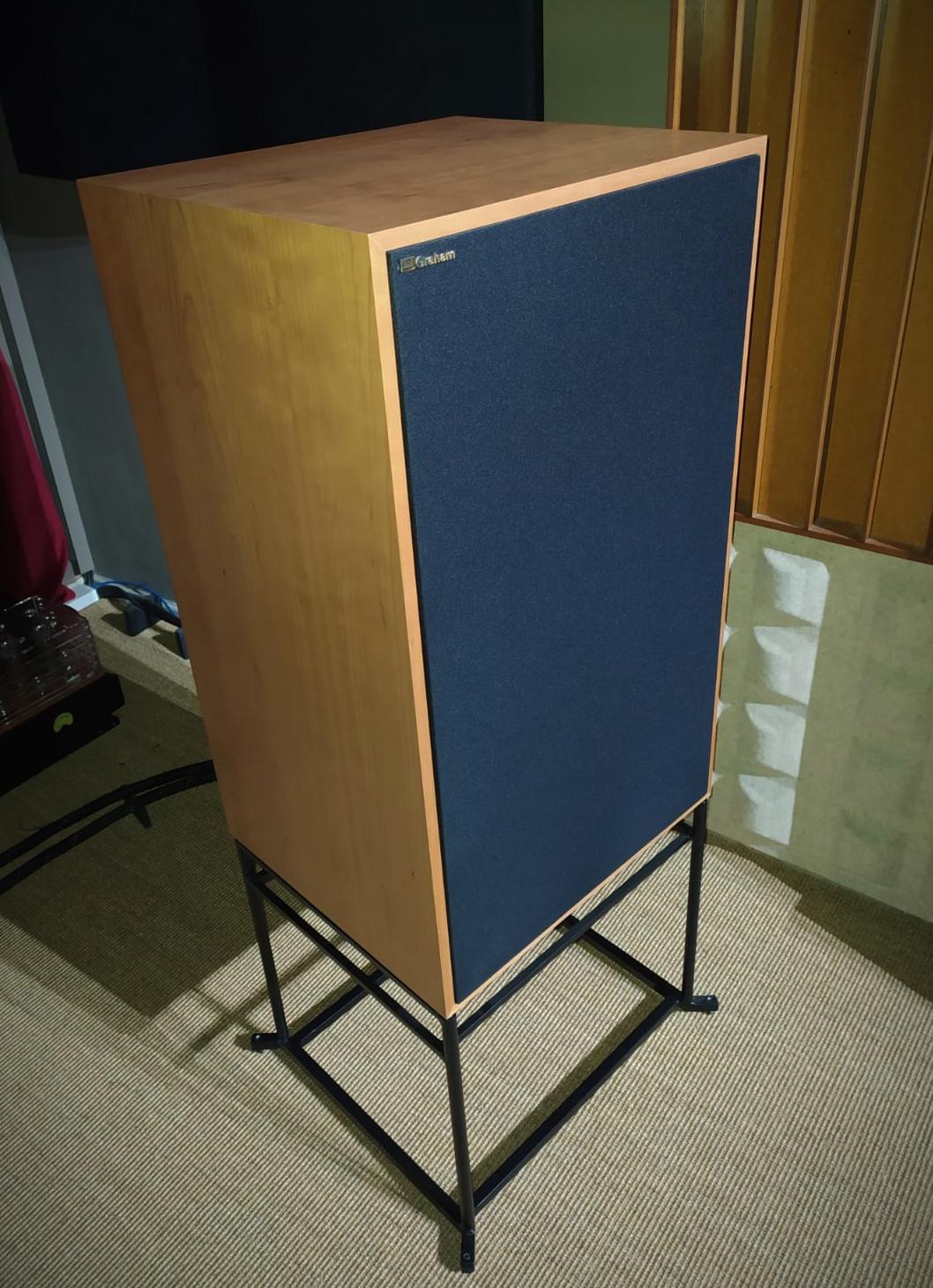 Graham Audio LS5/8 Img_2049
