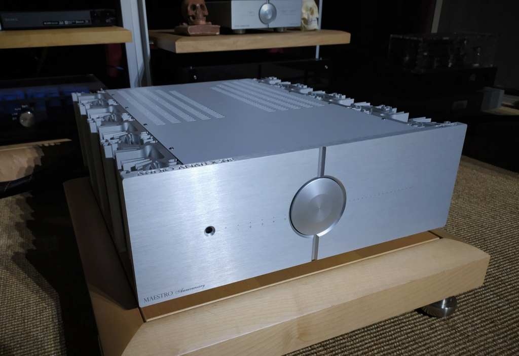 McIntosh MA9000 vs Lavardin ITx vs Audio Analogue Maestro Anniversary Img_2054