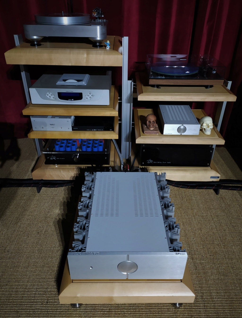 McIntosh MA9000 vs Lavardin ITx vs Audio Analogue Maestro Anniversary Img_2055
