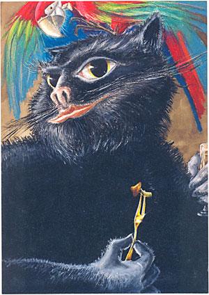 Всемирный День Кошек - Страница 11 2fbfbc10