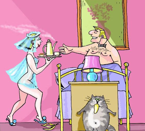 Всемирный День Кошек - Страница 11 61010