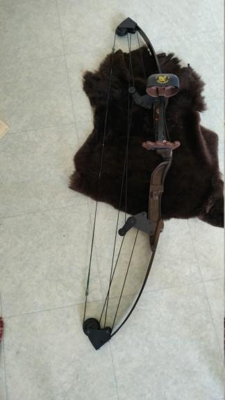 BEAR whitetail hunter le premier poulpe de Bear Img_2148