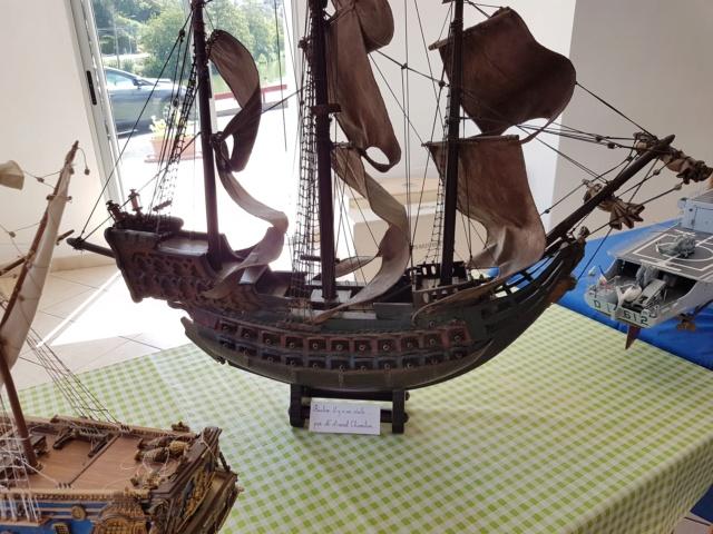 Expo modélisme naval St.Pée sur Nivelle (64) 20200813