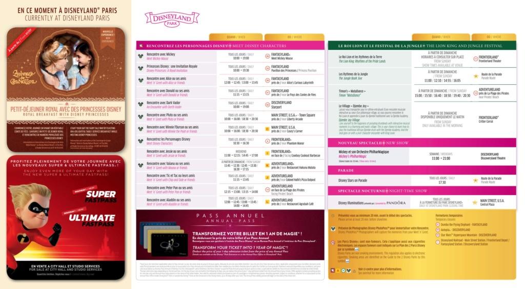 Collection des bourdes de Disneyland Paris - Page 4 Img_2011