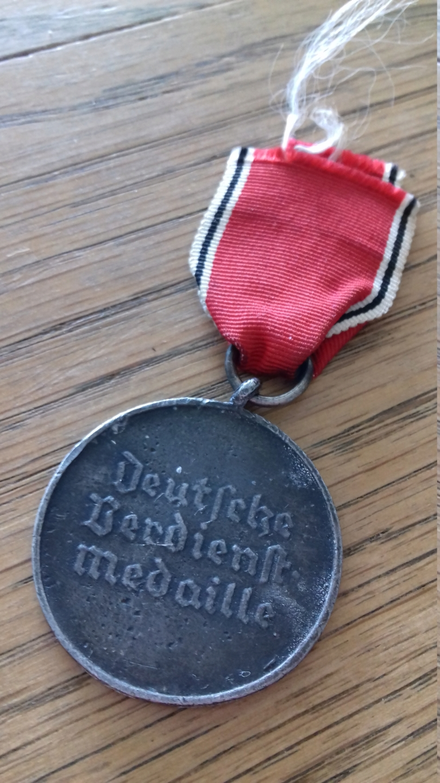 medaille allemande 20190312