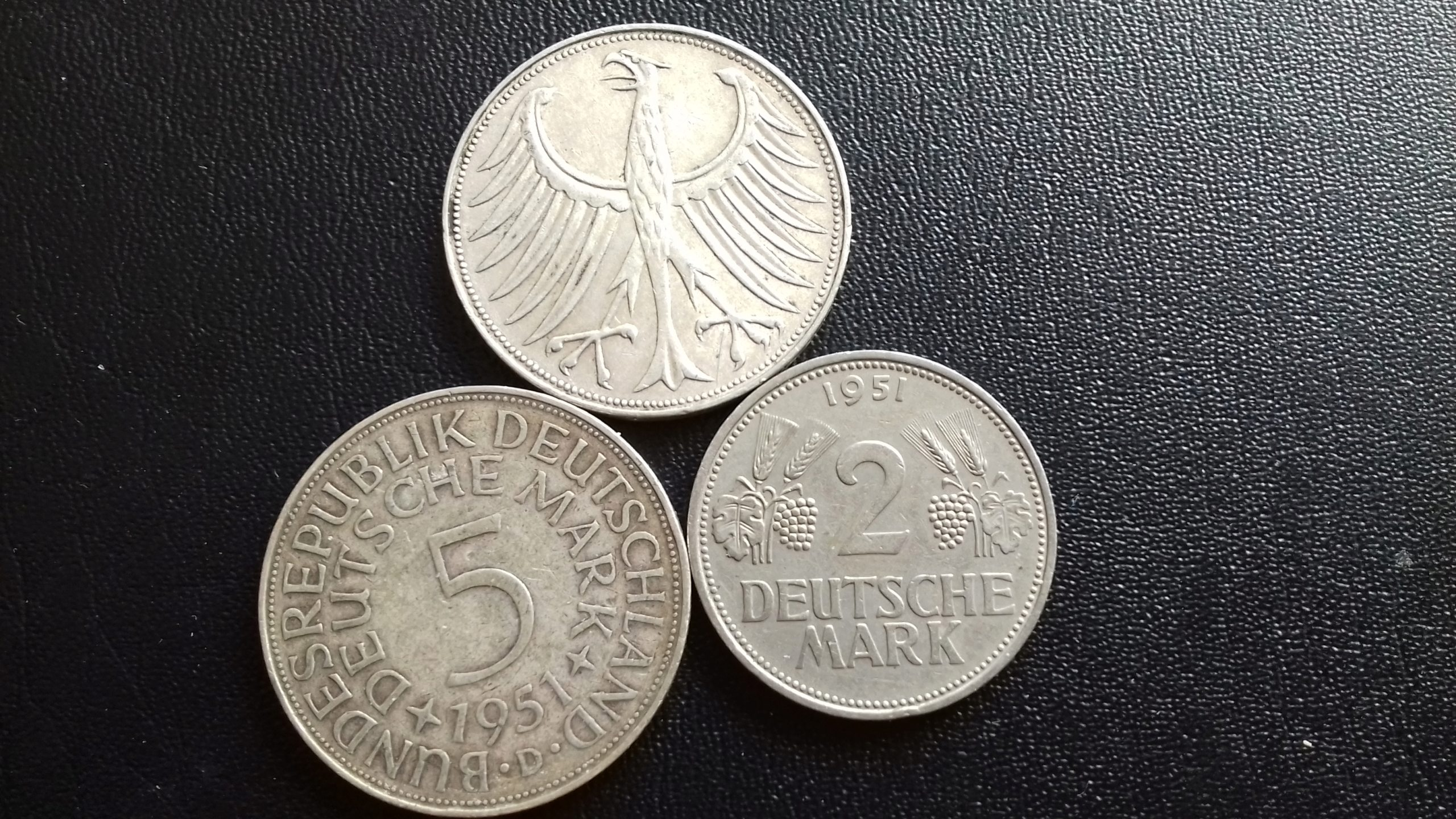 Collection numismatique de Scharfschütze 20190427
