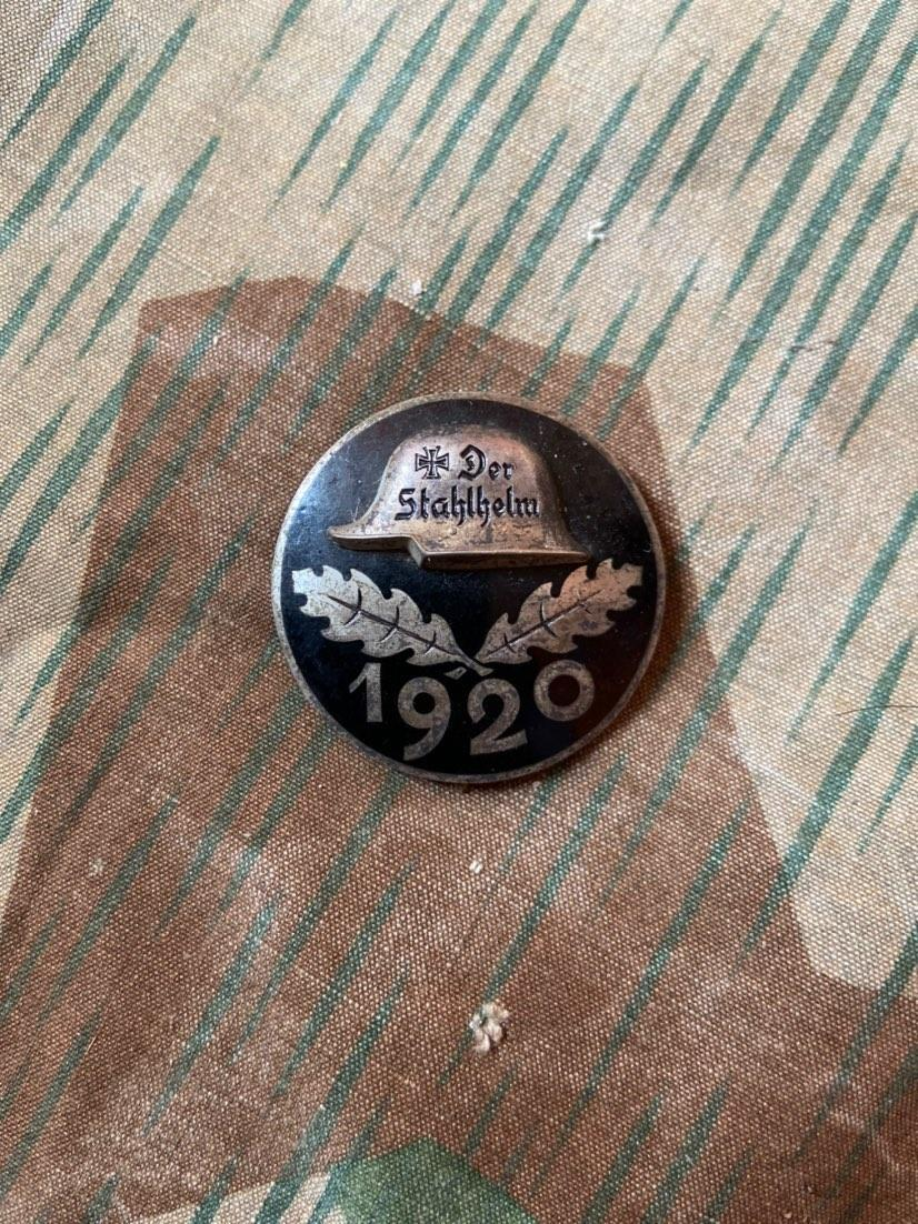 Stahlhelmbund Diensteintrittsabzeichen 1920 Img_2204