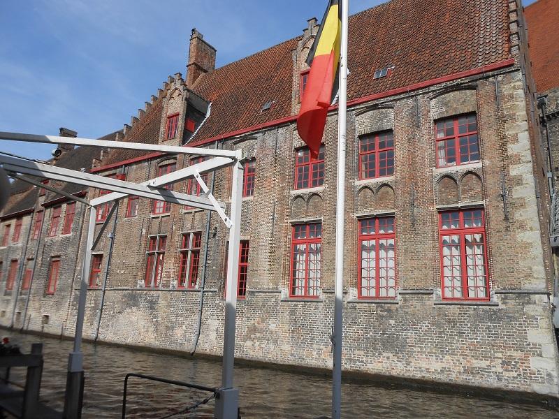 la ville de bruges ou brugge en neerlandais Dscn3636